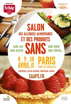 Salon des Allergies Alimentaires